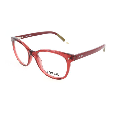 Women's 6028 GVP Optical Frames // Red + Burgundy