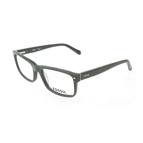 Men's 6039 EXC Optical Frames V! // Green