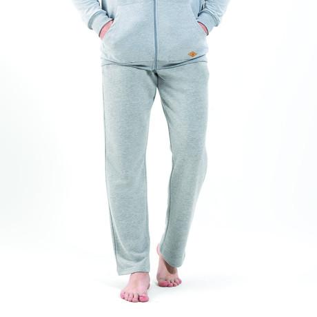 Men's Pajama Pants V2 // Gray Melange (XS)