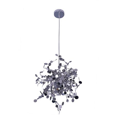 Glitzy Pendant Lamp (Silver)
