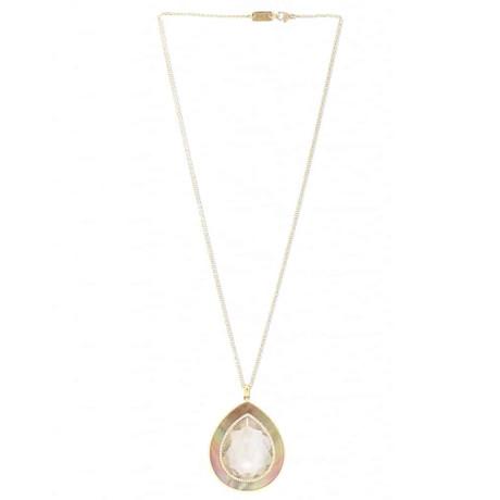 Ippolita Ondine 18k Yellow Gold Multi-Stone Necklace