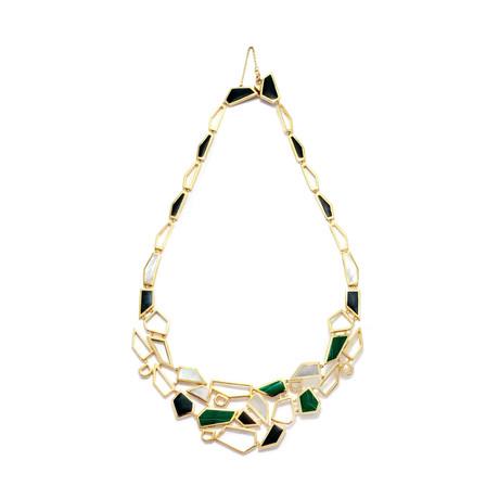 Ippolita 18k Gold Polished Rock Candy Necklace