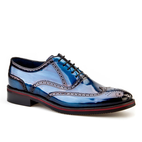 Charlie Shoes // Navy Blue (Euro: 39)