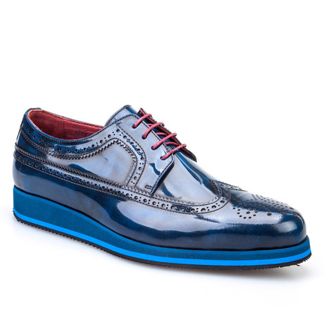 Roger Shoes // Navy Blue (Euro: 39)