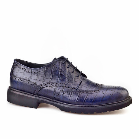 Benedict Shoes // Navy Blue (Euro: 39)