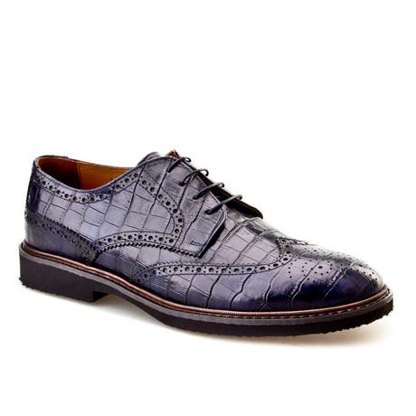 Skylar Shoes // Navy Blue (Euro: 39)