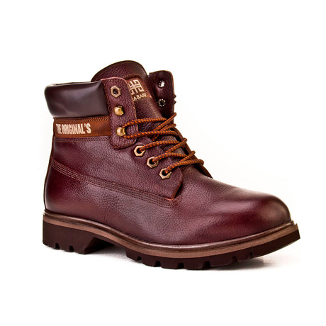 Grant Boots // Brown (Euro: 39)