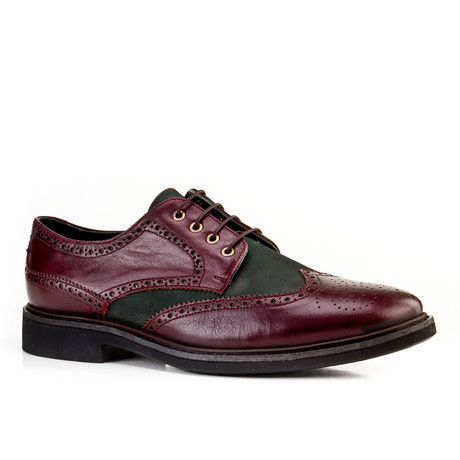 Jenkins Shoes // Claret Red (Euro: 39)