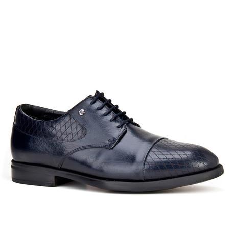 Hugh Shoes // Navy Blue (Euro: 39)