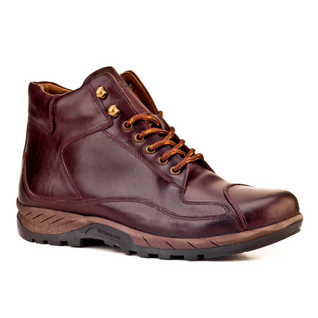 Iggy Boots // Brown (Euro: 39)