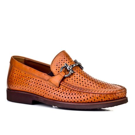 Ashford Shoes // Tobacco (Euro: 39)