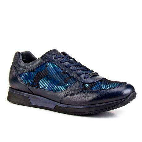 John Shoes // Navy Blue (Euro: 39)