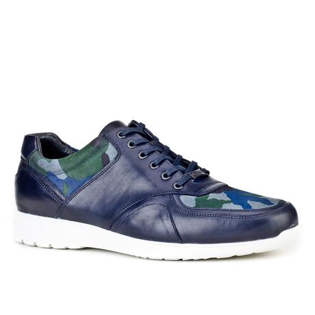 Blake Shoes // Navy Blue (Euro: 39)