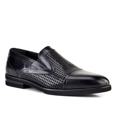 Jarrod Shoes // Black (Euro: 39)