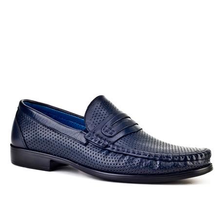 Phillip Shoes // Navy Blue (Euro: 39)