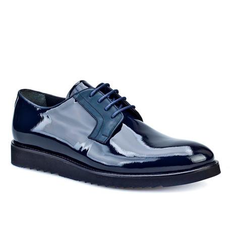 Kermit Shoes // Navy Blue (Euro: 39)