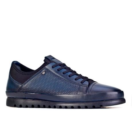 Dillon Shoes // Navy Blue (Euro: 39)