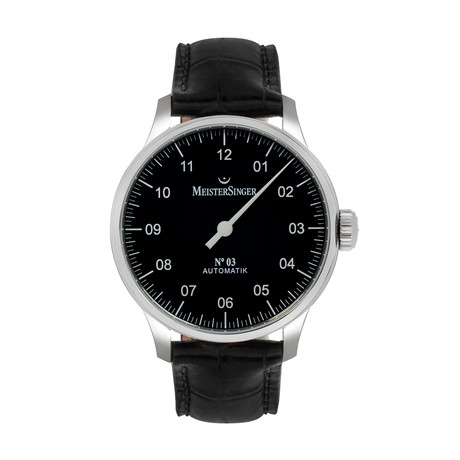 Meistersinger No. 03 Automatic // AM902 // Store Display