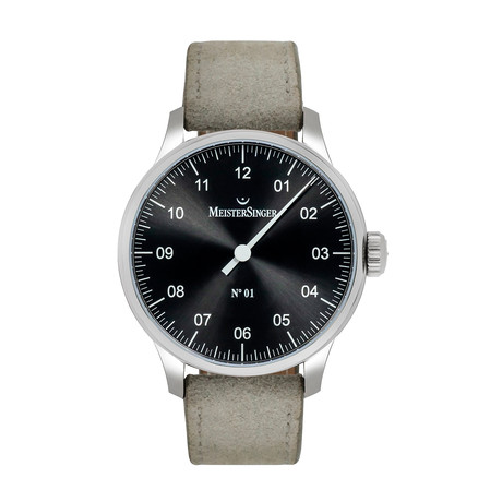 Meistersinger No. 1 Manual Wind // AM3307 // Store Display