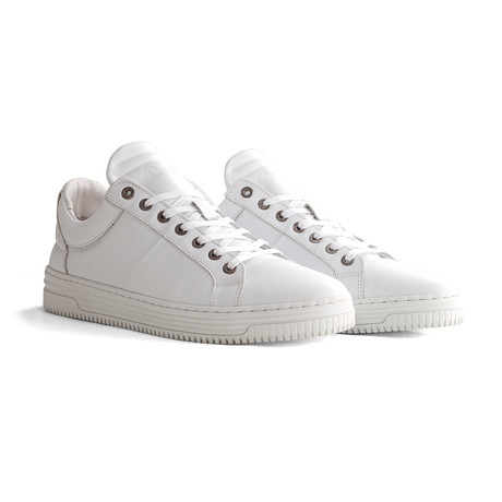 Men's Devey Sneaker // White (Euro: 40)