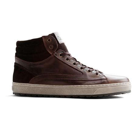 Men's Harrison Sneaker // Dark Brown (Euro: 40)