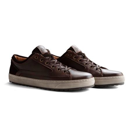 Men's Harrison Low Top Sneaker // Dark Brown (Euro: 40)