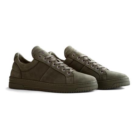 Men's Jefferson Sneaker // Green (Euro: 40)