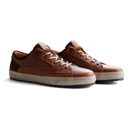 Men's Harrison Low Top Sneaker // Cognac (Euro: 40)