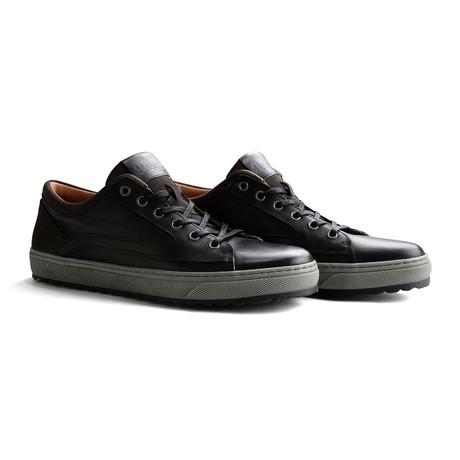Men's Harrison Low Top Sneaker // Dark Gray (Euro: 40)