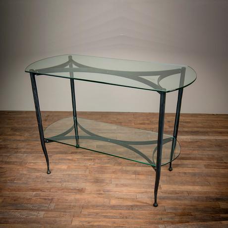 """Pan Table // Bar // 36"""""""
