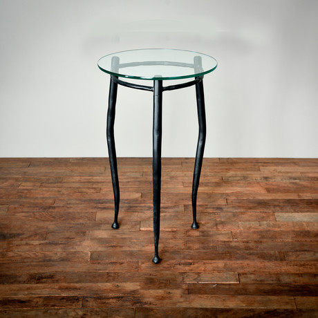 """Pan Occasional Table // 30"""""""