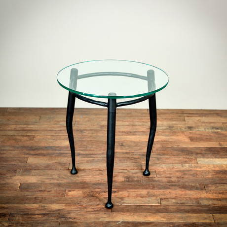"""Pan Occasional Table // 20"""""""