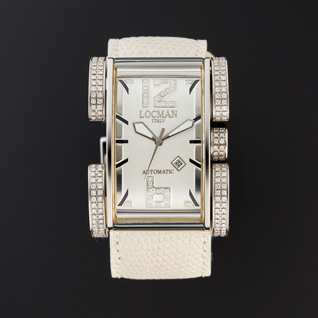 Locman Ladies Latin Lover Automatic // 501AGDN // Store Display