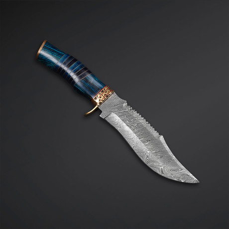 Fancy Hunting Knife // 17