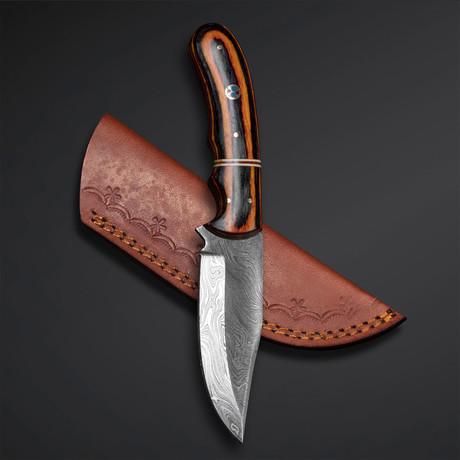 Ornga Hunting Knife // 24