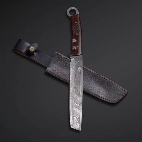 Finger Tanto Knife // 19