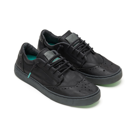 Koa Shoe // Black (Euro: 39)