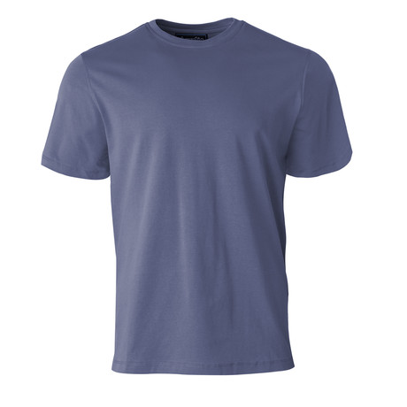 Short-Sleeve Crew Basic Tee // Navy (S)