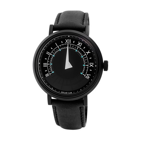 Solar Lab Umbra Automatic // UMBRA BLACK