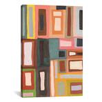 "Color Blocking II // Erin McGee Ferrell (12""W x 18""H x 0.75""D)"