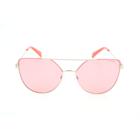 Polaroid // Women's PLD6057S Sunglasses // Pink