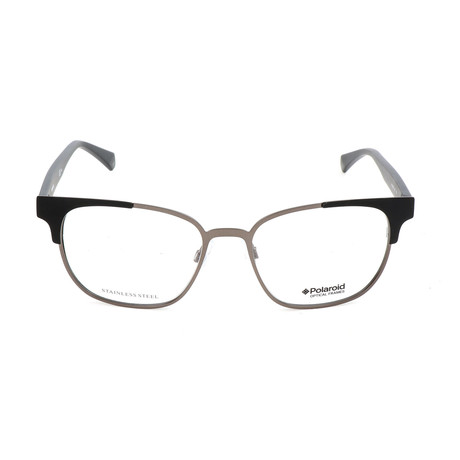 Polaroid // Unisex PLDD342 Optical Frames // Black + Gray