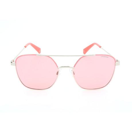 Polaroid // Unisex PLD6058S Sunglasses // Pink