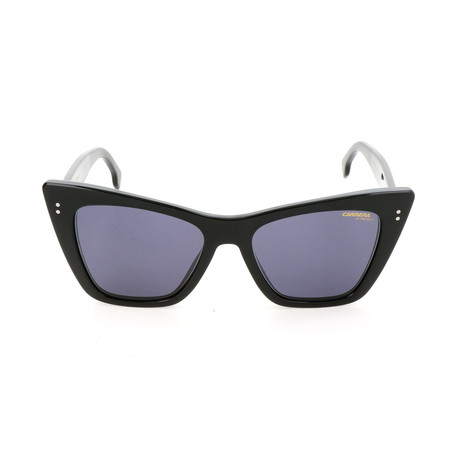 Carrera // Women's CA1009S Sunglasses // Black