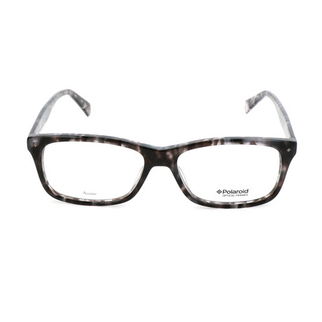 Polaroid // Men's PLDD317 Optical Frames // Gray Havana