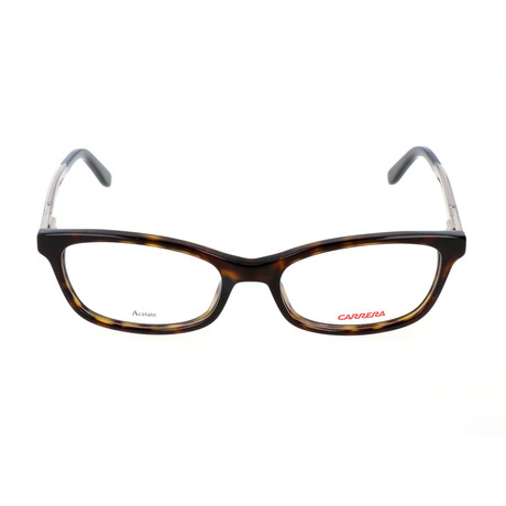 Carrera // Women's CA6647 Optical Frames // Dark Nude Havana