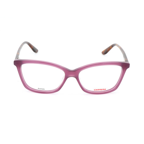 Carrera // Women's CA6639 Optical Frames // Violet + Havana