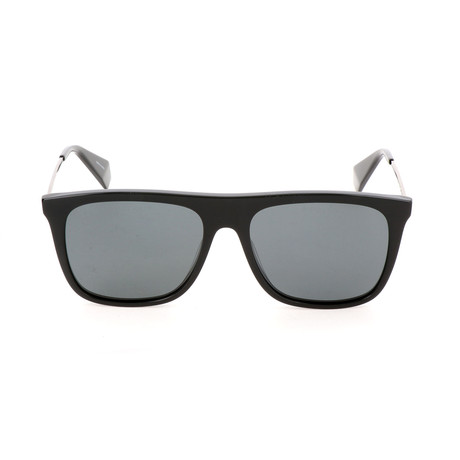 Polaroid // Unisex PLD6046SX Sunglasses // Black