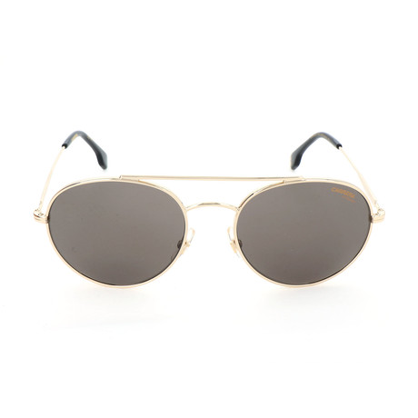 Carrera // Unisex CA131S Sunglasses // Gold + Black
