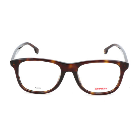 Carrera // Unisex CA135V Optical Frames // Havana